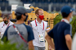Bruynseels NIels, BEL<br /> Olympic Games Tokyo 2021<br /> © Hippo Foto - Dirk Caremans<br /> 07/08/2021