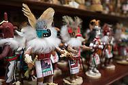Kachina dolls, Cameron Trading Post, Cameron, Arizona