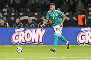 Jerome Boateng (Germany) during the International Friendly Game football match between Germany and Brazil on march 27, 2018 at Olympic stadium in Berlin, Germany - Photo Laurent Lairys / ProSportsImages / DPPI