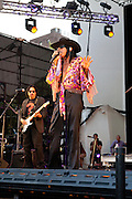 Question Mark & the Mysterians at Lincoln Center NYC for the  Ponderosa Stomp/Detroit Breakdown 7/31/2010.