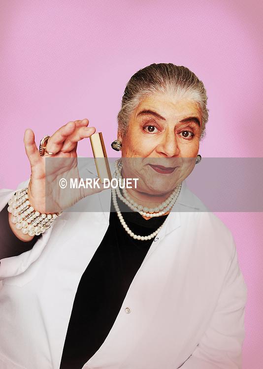 Miriam Margolyes as Madame Rubinstein at the Park Theatre, Director Jez Bond
