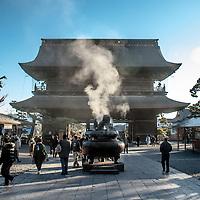 Scene from Nagano, Japan