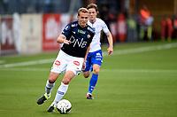 Fotball , 11. september 2015 ,   Eliteserien , Tippeligaen <br /> Strømsgodset - Haugesund 5-0<br /> Øyvind Storflor , SIF