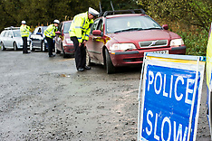 Police Scotland launch winter vehicle check campaign | Leadburn | 18 October 2016