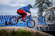 2021 UCI BMXSX World Cup<br /> Round 3 and 4 at Bogota (Colombia)<br /> ^me#278 RAMIREZ YEPES, Carlos Alberto (COL, ME) GW