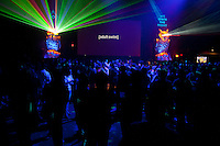 The Adult Swim Upfront Party at the Roseland Ballroom in New York...Photo by Robert Caplin.