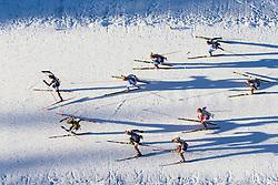 During Women 12.5 km Mass Start at day 4 of IBU Biathlon World Cup 2015/16 Pokljuka, on December 20, 2015 in Rudno polje, Pokljuka, Slovenia. Photo by Urban Urbanc / Sportida