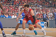 DESCRIZIONE :  Lega A 2014-15  EA7 Milano -Banco di Sardegna Sassari playoff Semifinale gara 7<br /> GIOCATORE : Gentile Alessandro<br /> CATEGORIA : Low Palleggio<br /> SQUADRA : EA7 Milano<br /> EVENTO : PlayOff Semifinale gara 7<br /> GARA : EA7 Milano - Banco di Sardegna Sassari PlayOff Semifinale Gara 7<br /> DATA : 10/06/2015 <br /> SPORT : Pallacanestro <br /> AUTORE : Agenzia Ciamillo-Castoria/Richard Morgano<br /> Galleria : Lega Basket A 2014-2015 Fotonotizia : Milano Lega A 2014-15  EA7 Milano - Banco di Sardegna Sassari playoff Semifinale  gara 7<br /> Predefinita :