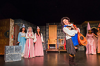 """""""Once Upon a Mattress"""" Presented by Bay Area Stage. Photo © Mike Padua"""