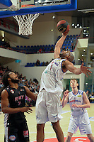 Randal Falker / Sharrod Ford - 27.12.2014 - Paris Levallois / Nancy - 15eme journee de Pro A<br />