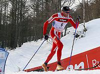 Langrenn<br /> VM 2007 Sapporo<br /> Foto: imago/Digitalsport<br /> NORWAY ONLY<br /> <br /> 04.03.2007<br /> 50 km menn<br /> <br /> Weltmeister Odd Bjørn Hjelmeset