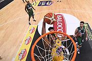 McAdoo James Michael<br /> FIAT Torino - Sidigas Avellino<br /> Lega Basket Serie A 2018-2019<br /> Torino 26/12/2018<br /> Foto M.Matta/Ciamillo & Castoria