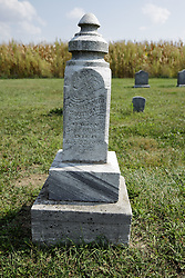 23 September 2017:  Christopher Southgate. West Union Cemetery is located on the north side of Illinois Rt 9 between Danvers and Mackinaw.  It is located within McLean County