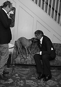 JOHNIE SHAND KIDD; ROBIN BIRLEY, Robin Birley and Lady Annabel Goldsmith Summer Party. Hertford St. London. 5 July 2017