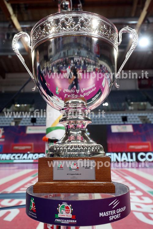 COPPA<br /> FINAL FOUR COPPA ITALIA PALLAVOLO FEMMINILE<br /> RIMINI 14-03-2021<br /> FOTO FILIPPO RUBIN / LVF