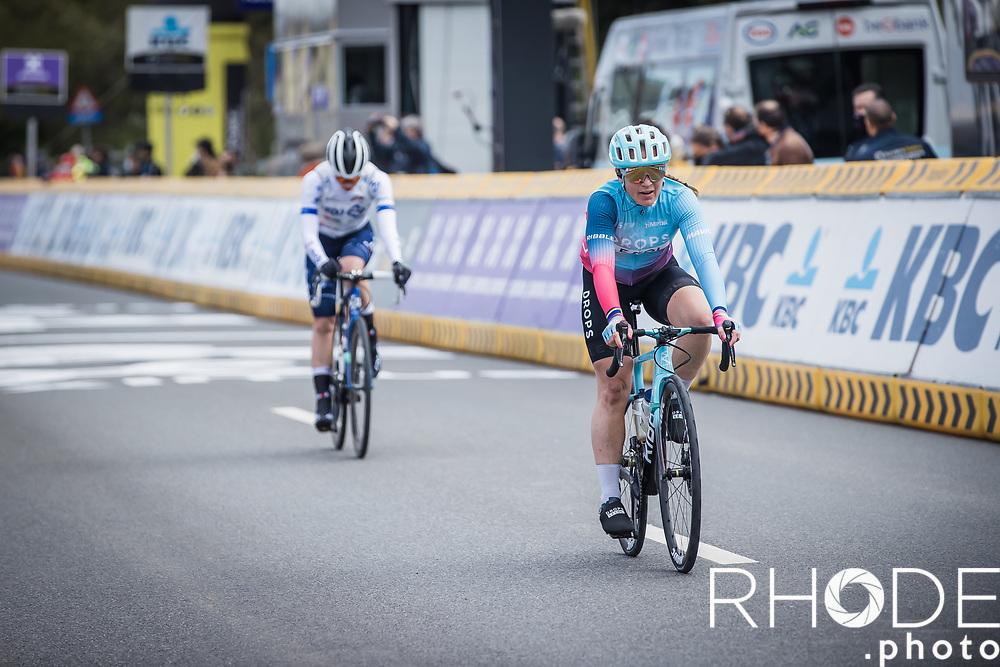 Sara Penton (SWE/Drops-Le Col)<br /> <br /> Women's Elite Brabantse Pijl 2021 <br /> 1 Day Race: Lennik - Overijse 127km<br /> <br /> ©Rhode.Photo