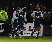 Photo: Tony Oudot/Richard Lane Photography. Gillingham v Burton Albion. FA Cup 2nd Round. 28/11/2009. <br />