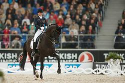 Bröring-Sprehe Kristina, (GER), Desperados FRH<br /> Grand Prix Kur<br /> European Championships - Aachen 2015<br /> © Hippo Foto - Dirk Caremans<br /> 16/08/15