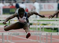 100m Huerden Laueferin Glory Alozie © Manu Friederich/EQ Images