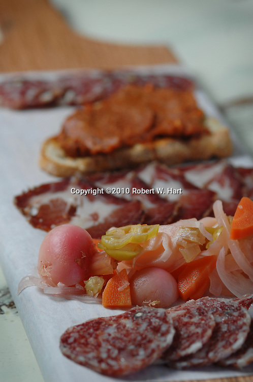 Salumi at 408 W. 8th. St., in the Bishop Arts District of Dallas' Oak Cliff neighborhood.