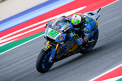 September 7, 2018 - 21 FRANCO MORBIDELLI from Italy, Estrella Galicia 0,0 Marc VDS, Honda, Gran Premio Octo di San Marino e della Riviera di Rimini, during the Friday FP2 at the Marco Simoncelli World Circuit for the 13th round of MotoGP World Championship, from September 7th to 9th, 2018. (Credit Image: © AFP7 via ZUMA Wire)