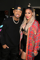 La La Anthony at the La La Anthony Day Party at STATS in Charlotte, North Carolina on February 17,2019. 17 Feb 2019 Pictured: Terrence J, La La Anthony. Photo credit: WG/MPI/Capital Pictures / MEGA TheMegaAgency.com +1 888 505 6342