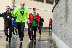 Priprave na Ljubljanski maraton 2018, on March 31, 2018 in Ljubljana, Slovenia. Photo by Vid Ponikvar / Sportida