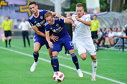 Tomi Horvat of NS Mura during football match between NK Maribor and NS Mura in 2nd Round of Prva liga Telekom Slovenije 2018/19, on July 29, 2018 in Ljudski vrt, Maribor, Slovenia. Photo by Mario Horvat / Sportida