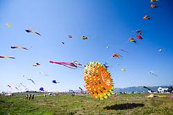 November 3, 2018 - Xingren, Xingren, China - Xingren,CHINA-A kite flying contest is held in Xingren, southwest China's Guizhou Province. (Credit Image: © SIPA Asia via ZUMA Wire)