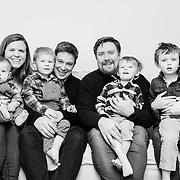 The Williams Family - Fall 2018