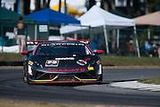 October 3-5, 2013. Lamborghini Super Trofeo - Virginia International Raceway. #33 Bruce Jenner/Brandon Jenner, GMG Racing, Lamborghini of Beverly Hills
