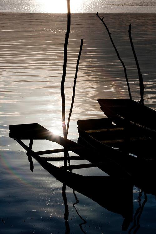 Vitoria_ES, Brasil.. .Ilha das Caieiras em Vitoria, Espirito Santo...Caeiras island in Vitoria, Espirito Santo...Foto: BRUNO MAGALHAES / NITRO