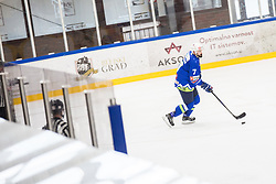 PRETNAR Klemen during friendly game between Slovenia and Italy, on April 25, 2019 in Bled, Slovenia. Photo by Peter Podobnik / Sportida