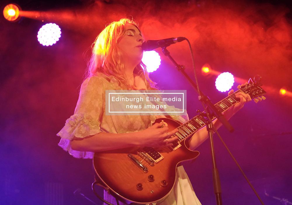 KT Tunstall at Barrowlands Glasgow, UK tour of album 'Wax'<br /> <br /> Pictured: Laurel (support)<br /> <br /> (c) Aimee Todd | Edinburgh Elite media