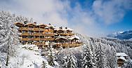LeCrans Hôtel & Spa<br /> 7 décembre 2020<br /> (STUDIO_54/ OLIVIER MAIRE)