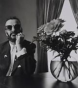 Portrait of former Beatle, Ringo Starr.