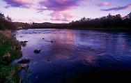 The Spey River in Scotland