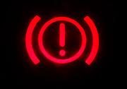 Nederland, Ubbergen, 2-6-2015Parkeerremlichtje, handremlichtje, waarschuwingslampje,handrem,parkeerrem.FOTO: FLIP FRANSSEN/ HOLLANDSE HOOGTE