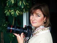 British photographer Jayne Fincher.