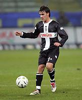 "Luca Cigarini (Parma)<br /> Italy ""Tim Cup"" 2006-2007<br /> 17 Jan 2007 (Quarter Final 2nd Leg)<br /> Parma-Roma (2-2)<br /> ""Ennio Tardini"" Stadium-Parma-Italy<br /> Photographer: Luca Pagliaricci INSIDE"
