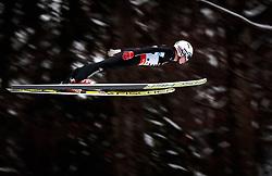 18.01.2018, Heini Klopfer Skiflugschanze, Oberstdorf, GER, FIS Skiflug Weltmeisterschaft, Qualifikation, im Bild Anders Fannemel (NOR) // Anders Fannemel of Norway during the Qualification of the FIS Ski Flying World Championships at the Heini-Klopfer Skiflying Hill in Oberstdorf, Germany on 2018/01/187. EXPA Pictures © 2018, PhotoCredit: EXPA/ JFK