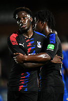 Football - 2019 / 2020 pre-season friendly - AFC Wimbledon vs. Crystal Palace<br /> <br /> Crystal Palace's Brandon Pierrick celebrates scoring his side's second goal, at Kingsmeadow Stadium.<br /> <br /> COLORSPORT/ASHLEY WESTERN