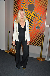 MARISSA MONTGOMERY at the PAD London 2015 VIP evening held in the PAD Pavilion, Berkeley Square, London on 12th October 2015.