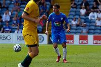 John Rooney. Stockport Coiunty FC 0-1 Hartlepool United FC. Vanarama NAtional League Play-off Semi-final. Edgeley Park. 13.6.21