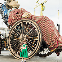 Giants in Liverpool 2014 - Saturday