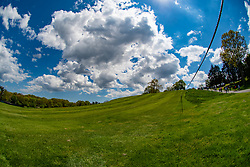 May 16, 2019 - Farmingdale, NY, U.S. - FARMINGDALE, NY - MAY 16: General course view during Round One of the PGA Championship Tournament on May 16, 2019, at Bethpage State Park in Farmingdale, NY (Photo by John Jones/Icon Sportswire) (Credit Image: © John Jones/Icon SMI via ZUMA Press)