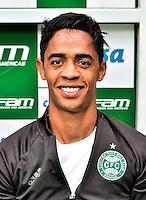"Brazilian Football League Serie A / <br /> ( Coritiba Foot Ball Club ) - <br /> Felipe da Silva Amorim "" Felipe Amorim """