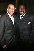 """Thomas Dortch and Johnny Furr at The Ludacris Foundation 5th Annual Benefit Dinner & Casino Night sponsored by Alize, held at The Foundry at Puritan Mill in Atlanta, Ga on May 15, 2008.. Chris """"Ludacris"""" Bridges, William Engram and Chaka Zulu were the inspiration for the development of The Ludacris Foundation (TLF). The foundation is based on the principles Ludacris learned at an early age: self-esteem, spirituality, communication, education, leadership, goal setting, physical activity and community service. Officially established in December of 2001, The Ludacris Foundation was created to make a difference in the lives of youth. These men have illustrated their deep-rooted tradition of community service, which has broadened with their celebrity status. The Ludacris Foundation is committed to helping youth help themselves."""