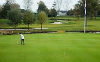NOORDWIJK - Puttinggreen. Golfcentrum Noordwijk. COPYRIGHT KOEN SUYK