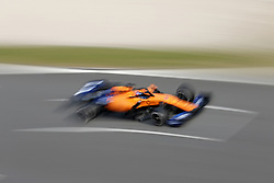 February 20, 2019 - Barcelona, Spain - the McLaren of Carlos Sainz during the Formula 1 test in Barcelona, on 20th February 2019, in Barcelona, Spain. (Credit Image: © Joan Valls/NurPhoto via ZUMA Press)